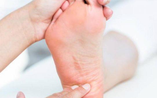 Czego efektem jest ból pięty?